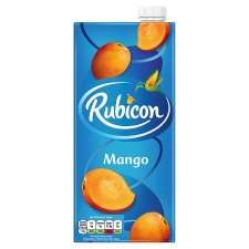 Rubicon Mango Juice Drink 1 Litre £0.65 at TESCO