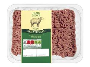 £1.17 Lamb Mince 400g (28 February - 1 March) @ Lidl