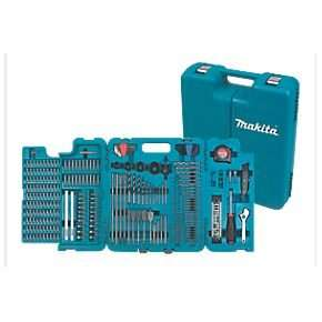 Makita Accessory Kit 252 Piece Set @ Screwfix - £33.49