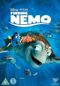 ** Finding Nemo DVD now only 4p @ Tesco **