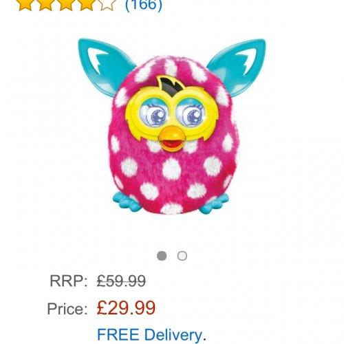 Furby boom £29.99 @ Amazon