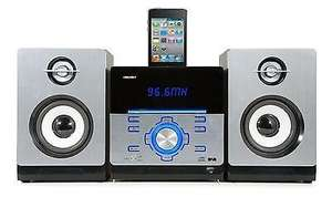 Bush dab fm cd ipod dock micro hifi £47.99 @ Argos eBay