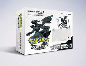 Nintendo Dsi and Pokemon white bundle £69.99 Sold by Same Day Ship Services and Fulfilled by Amazon
