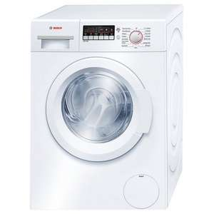 Bosch WAK24260GB Freestanding Washing Machine 8kg Load for  £349.00 + £50 cashback at johnlewis