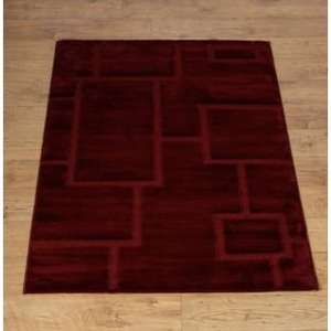 Hampshire XL Rug 230 x 160cm - Red @ Argos red £25.50 brown £20.50