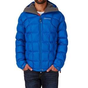 Montane North Star 800+ down Jacket 60%off £119.95 @ Amazon sold by SportsShoes Unlimited use codeTRA21P + free delivery