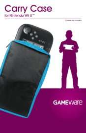 Wii U Gamepad case - £2 delivered from Game