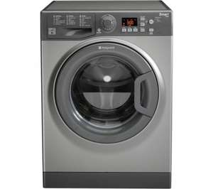 HOTPOINT WMFUG942GUK SMART Washing Machine - Graphite 10 year warranty (potentially £270) £279.99 @ Currys