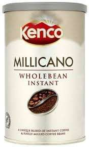 KENCO MILLICANO 100G TIN WHOLEBEAN INSTANT £1.00 IN STORE @ FARMFOODS