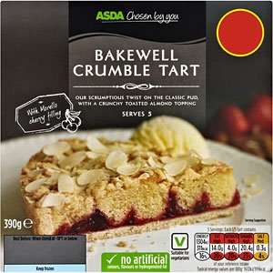 Clear Out of Frozen Desserts from 25p @ Asda Instore
