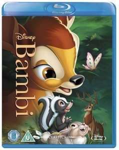 Buy One Get One Free on Disney Blu-ray, £15 from amazon