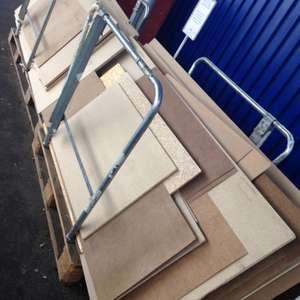 Free chipboard at Ikea Leeds - help yourself!