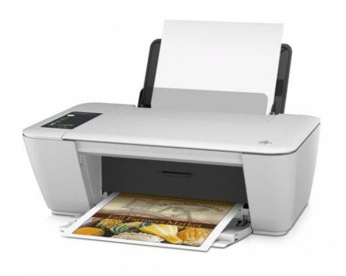 HP Deskjet 2542 All-in-One Wi-Fi Printer - £34.99 - Argos