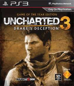Uncharted 1,2 & 3 £9.98 instore @ Game (using buy 2 get 3rd free) - Preowned