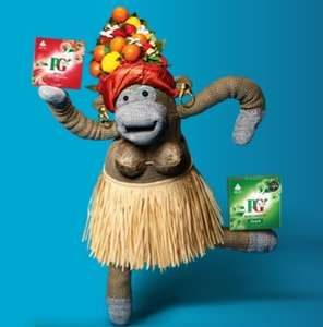 Tea- tastic - Free tea bag sample @ PG Tips