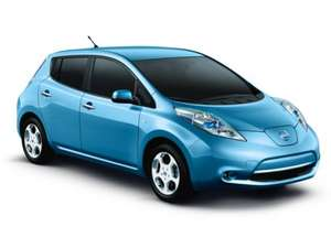 Nissan Leaf Visia Flex - £999+£140/month PCP deal (2 years) £4359 at Bristol Street Motors