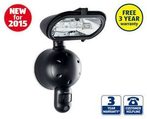 Security Light with Camera £59.99 at ALDI Instore from 8th