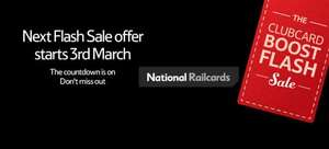 Tesco clubcard sale - National railcards - £5 per railcard - now live