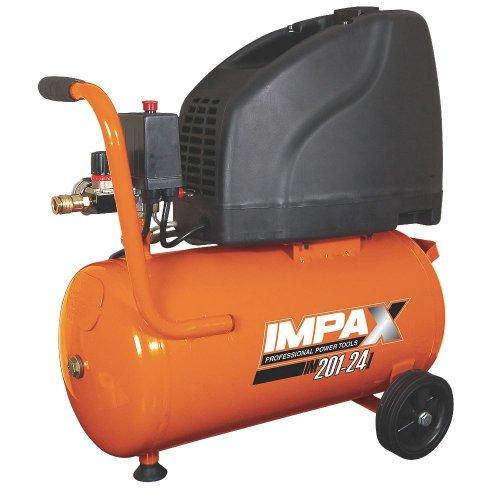 IMPAX  24ltr 2hp compressor £69.99 @ screwfix