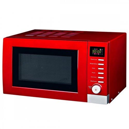 Spectrum Red Digital Microwave 700 Watt £24.99 Dunelm Mill