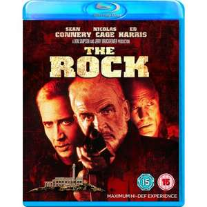 The Rock (1996) BLU-RAY £3.64 at play/ywiwgi