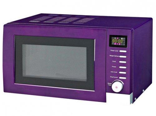 ** Spectrum Purple Digital Microwave now £24.99 @ Dunelm **