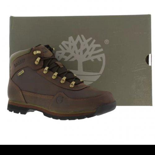 TIMBERLAND - EURO HIKER GTX - BROWN - MENS - £85.49 using code @ Master Shoe