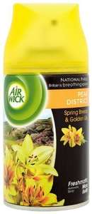 Air Wick Freshmatic Max Refill - Peak District Spring Breeze and Golden Lily 250 ml (Pack of Two) £2.87 delivered @ Amazon with code SAVE30VC3 =30% off and Subscribe & Save