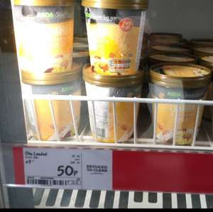 Asda Chosen By You Banana Split Ice Cream 50p @ Asda