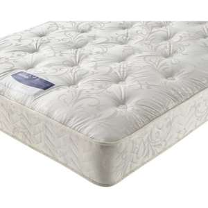 Silentnight Luxury Deep Quilt Mattress - Double (4ft 6) was £249.00 now £159.00(+ 5 Years Warranty from Silentnight) @ mattress.co.uk