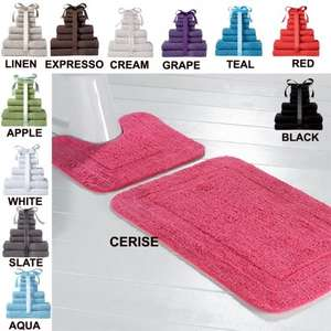 Kingsley 2-Piece Tufted Bath Mat Set £3.99 + £4.99 p&p @ 24ace.Co.uk