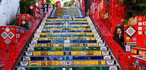 London to Rio De Janeiro, Brazil for £289 return @ Expedia