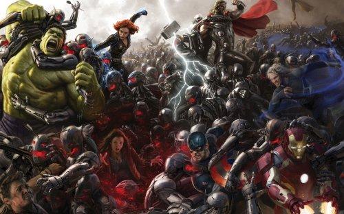 Ultimate 9 Movie marathon Iron Man 1/2/3 + Thor + Thor:Dark World + Captain America: The First Avenger  + Captain America: The Winter Solider +  Avengers Assemble & Avengers: Age of Ultron 3D £40 @ Vue