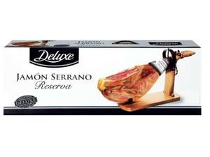 DELUXE Jamón Serrano Reserva (6.5–7.5kg) £39.99 @ Lidl Available now!