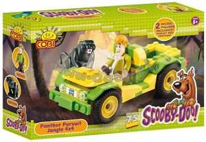 "Scooby Doo 75 piece ""Lego Style"" Build Brick Set £1 @ B & M"