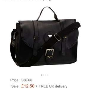 Rocket Dog women's satchel £12.50 & free delivery at Amazon