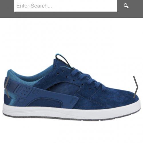 Nike huarache £39.75 @ Resurrection Online
