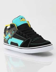 ETNIES X DISNEY RVM BOYS SHOES £10 reduced from £42 @  Route One