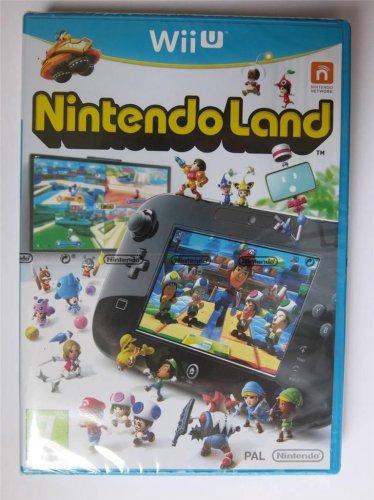 NintendoLand - Wii U - eBay - £7.99 inc. del