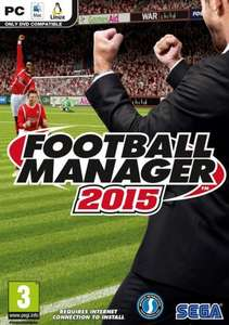 Football Manager 2015 - £11.72 - Worcester City FC