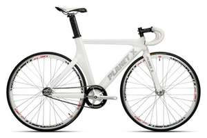 Planet X Franko Bianco Pro Carbon Track Bike £599 @ On-One