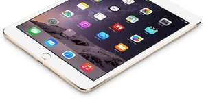 O2 refresh ipad mini 3 wifi + cellular offer £360
