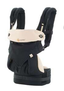 Ergobaby Flash sale - Ergobaby Original - £79.92, Ergobaby 360 - £111.92 (and others) @ Born Direct