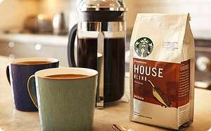Free Starbucks Ground Coffee, worth £3.50 when u Buy The Telegraph Magazine @ Tesco Express