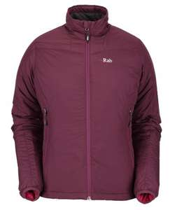 Up To 65% Off Clearance Items EXAMPLE Rab Women's Plasma Jacket SIZE 10 ONLY £43.94 Delivered @ outdoorkit.co.uk