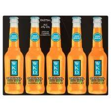 wkd iron bru 10 pack £5 @ asda