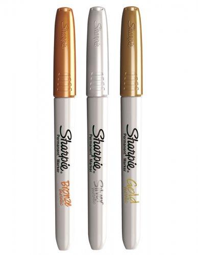 Pack of 3 Metallic Sharpies £1.67 @ Asda instore