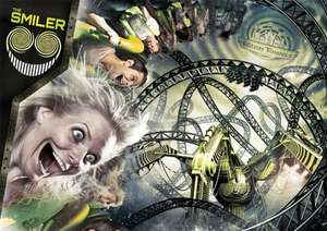 Two Free Tickets to Alton Towers with The Sun. £5.00