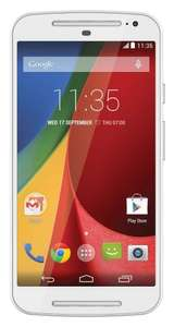 Motorola Moto G 5-Inch (2nd Gen UK Stock) Dual Sim 8GB SIM-Free Smartphone White £132 - Sold by Ultrasonic Audio and Fulfilled by Amazon