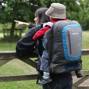 LittleLife Ultralite S3 Child carrier (back) for £54.99 John Lewis online (RRP £99.99) or £49.49 Go Outdoors price match